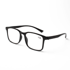 Fashion tr90 frame women reading glasses for men