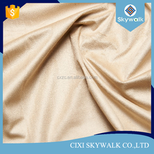 made in ningbo factory super quality fabric suede for artificial leather