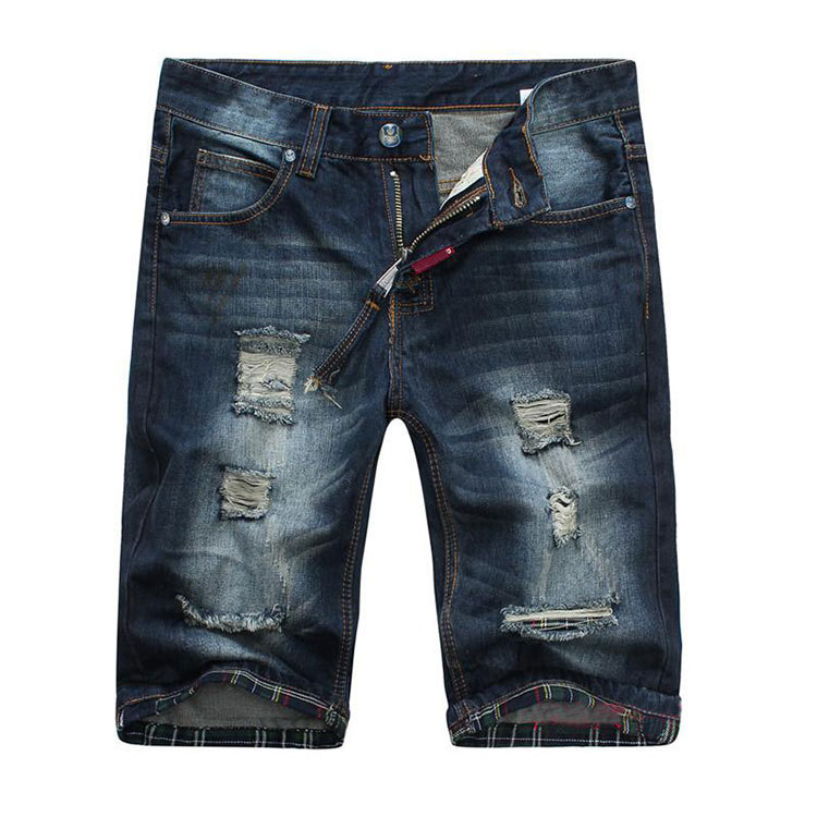 2015 Fast Free Shipping,Men's Jeans Shorts,Fashion Famous Designer Brand DSQ,Spring Summer Skinny Denim Shorts HZH#638