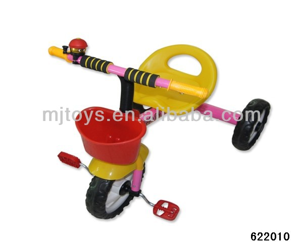 children tricycle toy children metal frame tricycle
