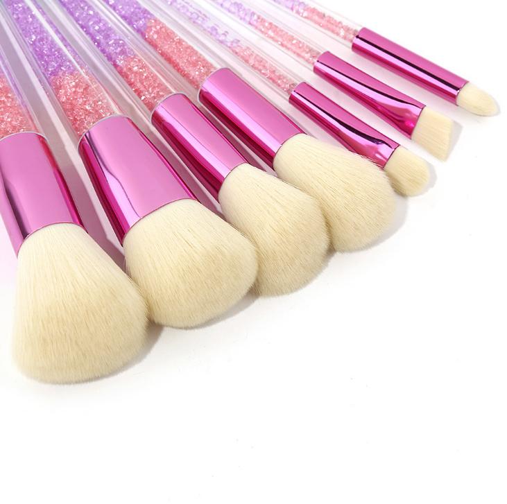 Fabrika kaynağı indirim fiyat allık makyaj fırça güzellik fırçaları