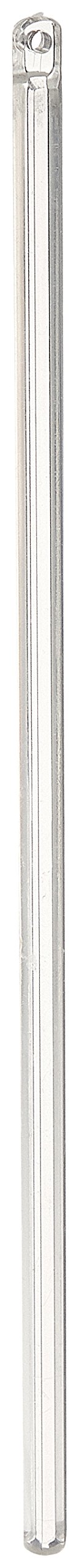 10 RV Designer A303 Mini Blind Wand Clear