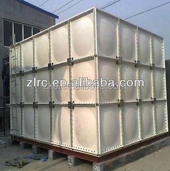 Insulated Water Tank Rectangular Water Storage Tanks