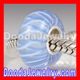 Cheap murano Twisted Glass Beads Wholesale