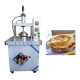 China automatic kulcha making machine roti maker machine for Africa