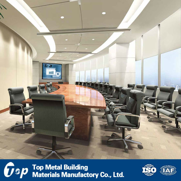 600*600 metal panel Decorative False ceiling Aluminum Perforated Ceiling system