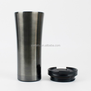 steel custom reusable coffee cup for exercise