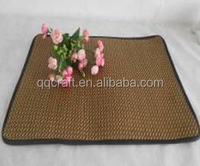 Wholesale rattan pet cooling mat for dog cool