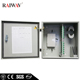Outdoor FTTH wall mount or pole mount Distribution Box With Waterproof IP55