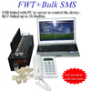 Professional Quad band,8/16/32 ports 32/64/128 sims GSM Fixed Wireless Terminals/FWT with sim rotation