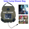 Top Quality Portable Outdoor Camping Travel Solar Camping Shower Water Bag 20L