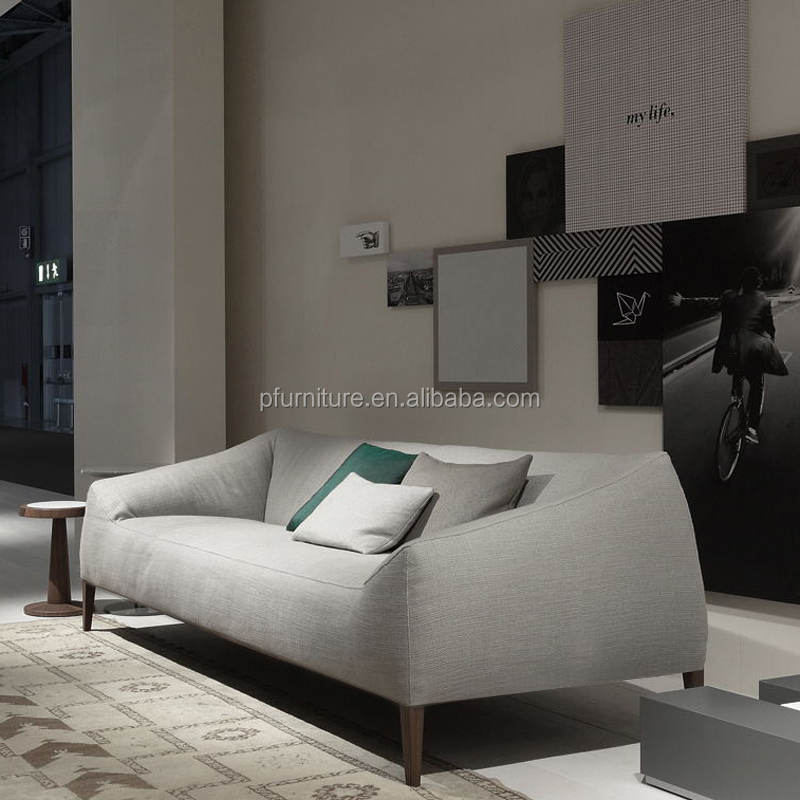 Simple Fashion Fabric Combination Sofa of Model Room <strong>Furniture</strong>