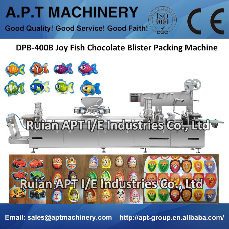 Aluminum Plastic Liquid Chocolate Automatic Aluminum Blister ...