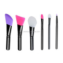 free shipping elf cosmetics oval makeup brush