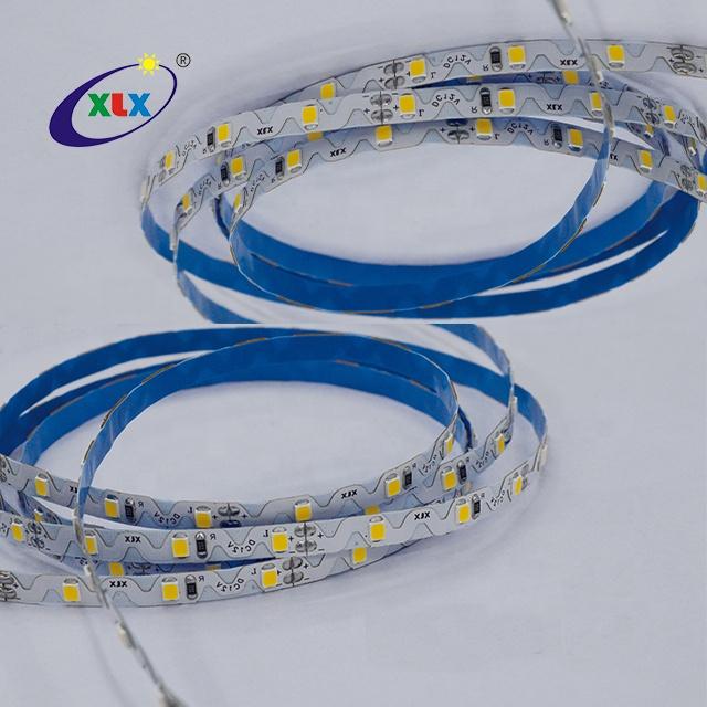 Customized DC12V 6mm SMD2835 Waterproof Decorating Light Mini  PCB  Board Flex Led Strip Lights