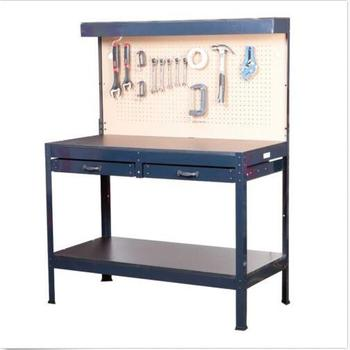 Folding Steel Work Bench Tool Storage Box With Drawers