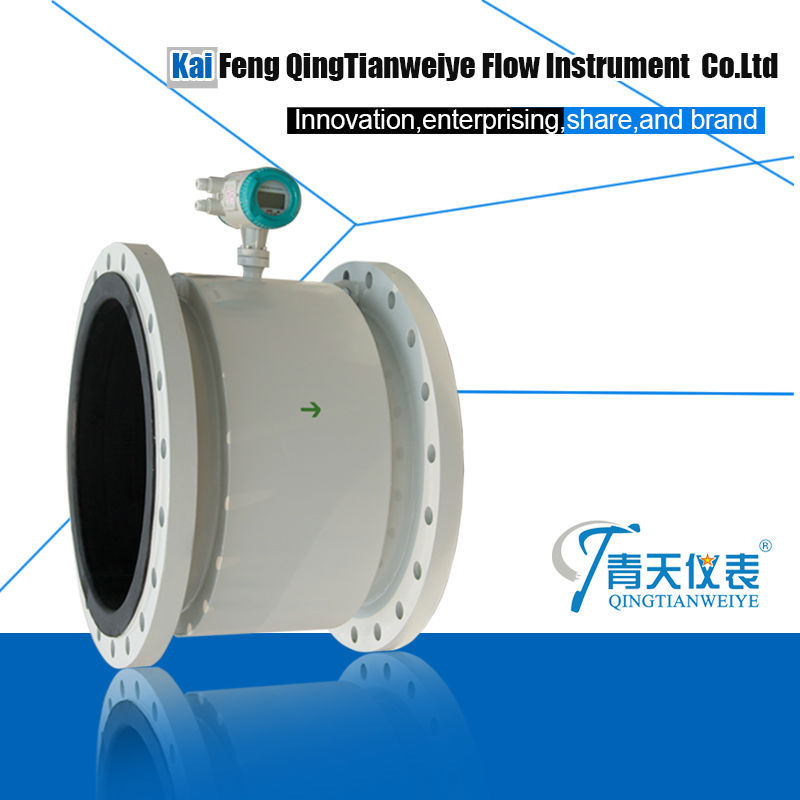 submersible electronic water flow sensor