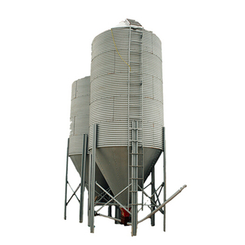 Direct Exporter Of Steel Silo For Feed