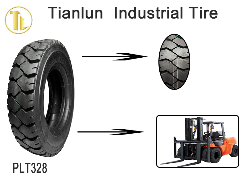 China supplier 5T 6T 7T forklift tires 8.25-15 tires for sale