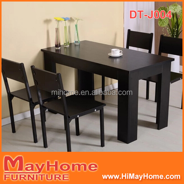 Charmant Mdf Or Particle Board Dining Table And Chair   Buy Dining Table And ...