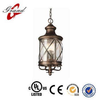 Outdoor Lighting Garden Pendant Lamp