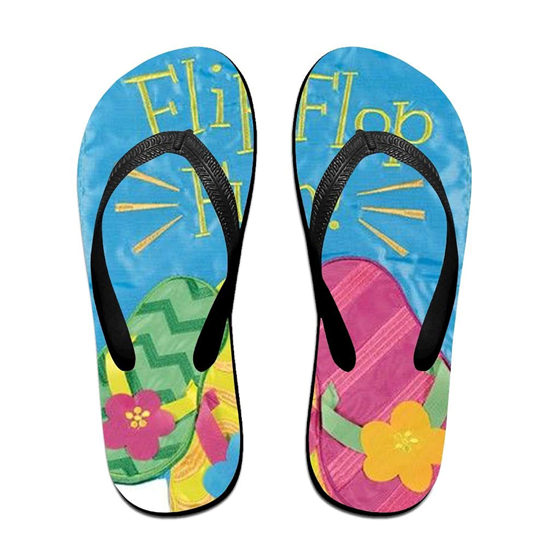 bc3d382e696e Get Quotations · POLJGH Flip Flops Flip Flop On Slippers For Women Men Kids