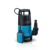 SPB550 Portable Garden Plastic Submersible Pump For Dirty Water