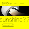 2016 uvled new product SUNone SUN1 48W led uv lamp uvled nail lamp