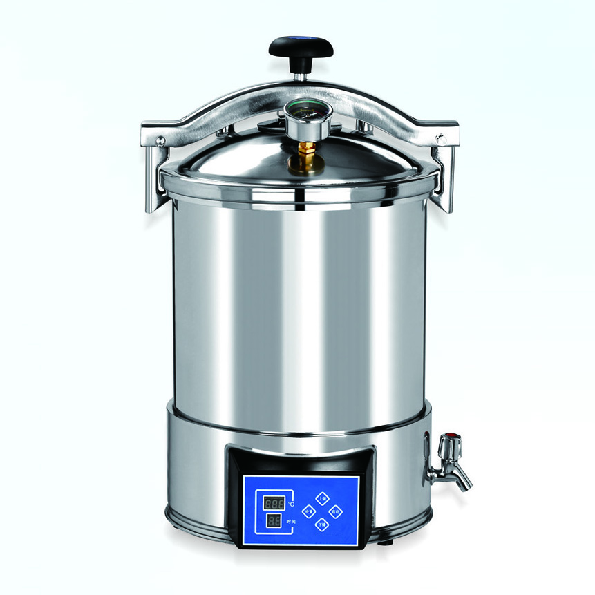 LS-HDD series Portable Pressure Steam Autoclave