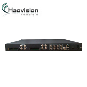 digital cable tv headend 4 dvb s2 CI IRD iptv gateway 32 spts output