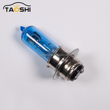 New Car Headlamp Auto Strobe Light H6 P15D25-1 Motorcycle Bulb