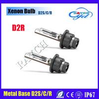 Raych Xenon bulbs manufacturer hid xenon d2s,d2c,d2r 35w 55w with metal base xenon bulb hid