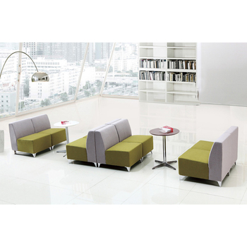 single seat fabric sofa set design sectional sofa for living room