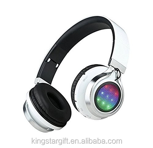 Light Up Wireless Headphones