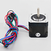 2.2V 2A 45Ncm 1.8 degree step angle Nema 17HS16-2004S1 17 Stepper Motor for CNC/robot/3D printer