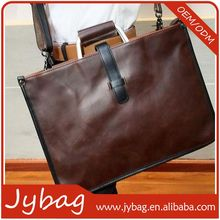 Cheap price custom latest man briefcase specialized manufacture