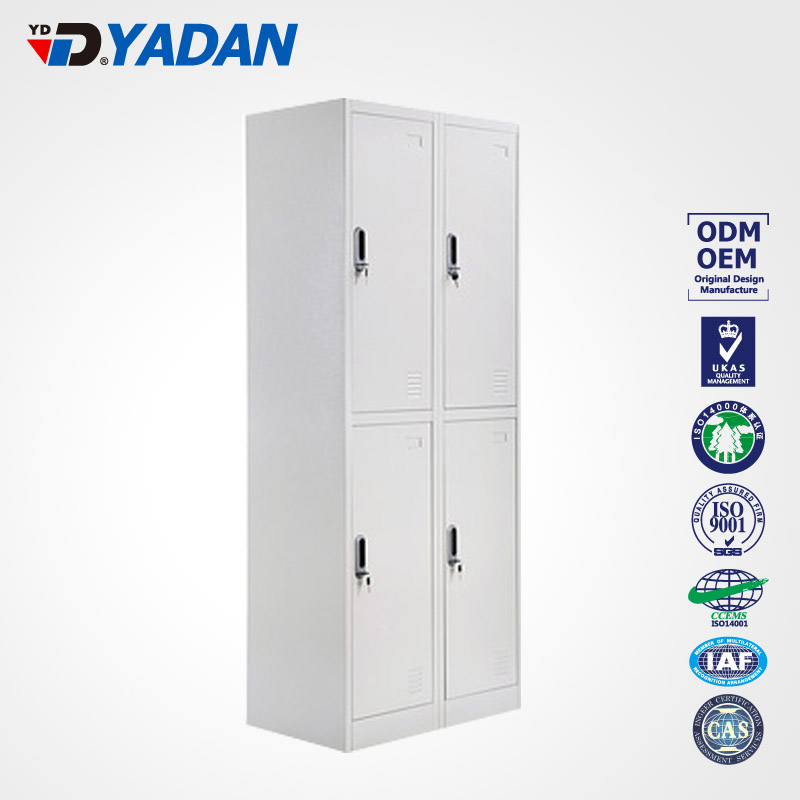 2017 cabinet locker furniture for schools YD-CB4 popular in Africa