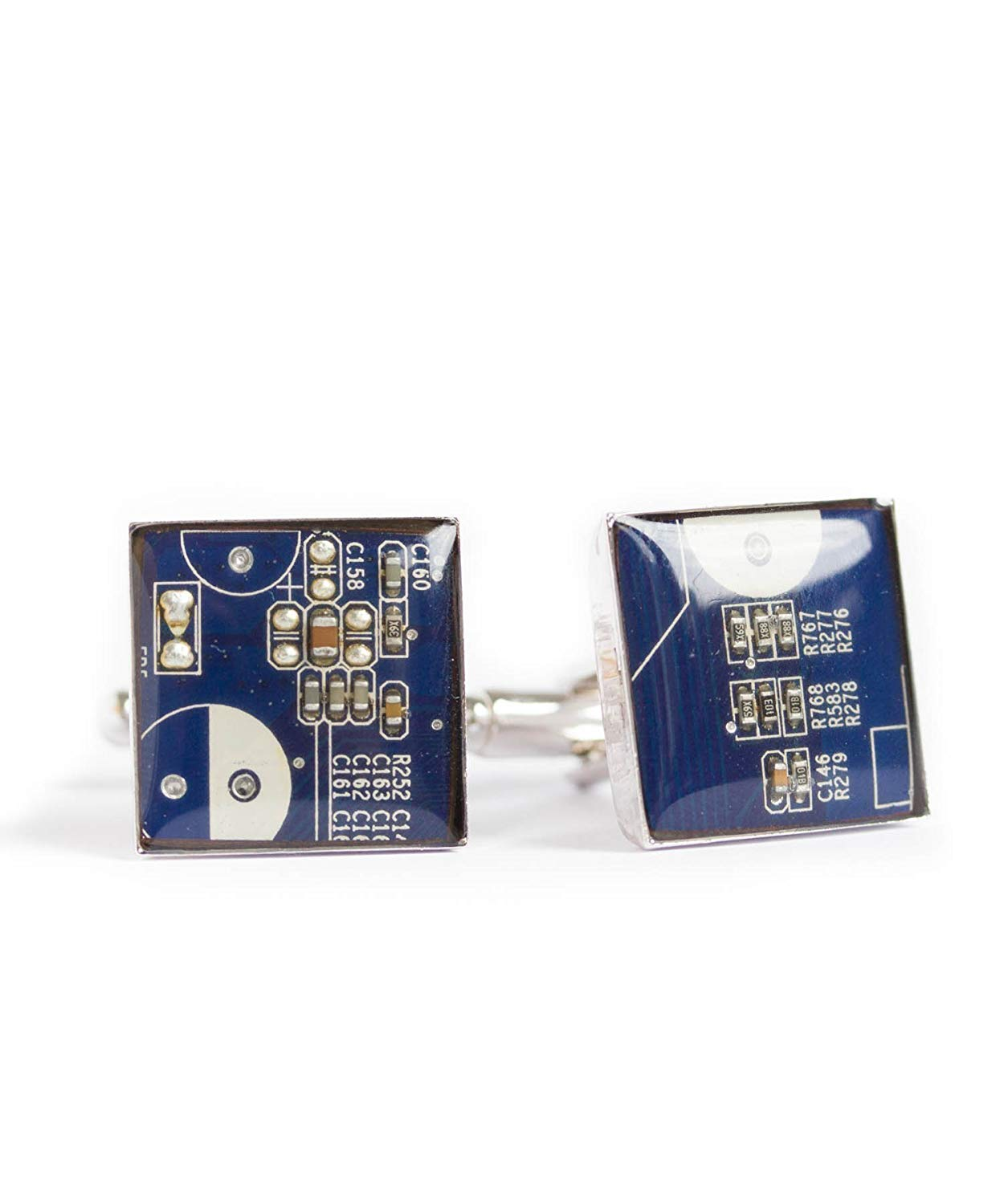Cheap Computer Cufflinks Find Deals On Line At Circuit Board Dark Blue Recycled Gift For Geek