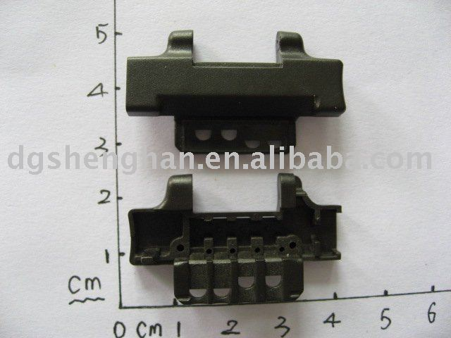 Plastic injection mold shaping platic ABS parts