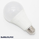 E27 RGB Colorful alexa smart remote control 5w 7w 9w wireless led bulb light