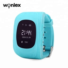 GPS WIFi kids Smart Watch Intelligent children Tracking Device watch for Children Baby Clock Gift