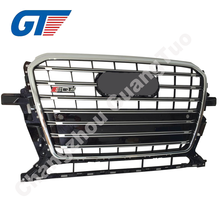 Auto plastic car grille for AUDI Q5 Front grille/SQ5 style/2013up grill
