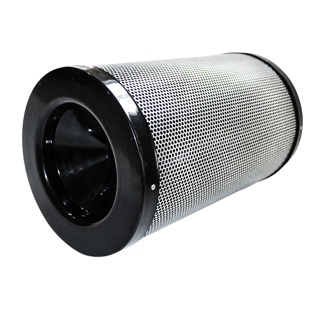 Hydroponic ควบคุม Activated Carbon Filter