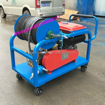 high pressure drain cleaner 100-300mm drain pipe cleaning machine & High Pressure Drain Cleaner 100-300mm Drain Pipe Cleaning Machine ...