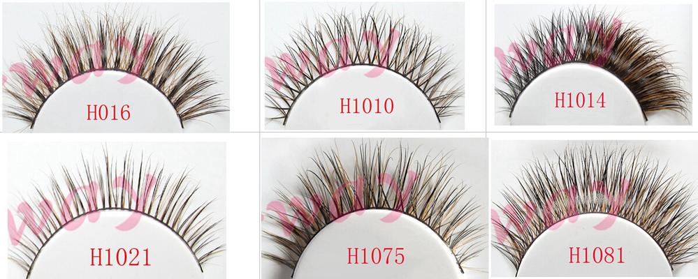 Wholesale Price Luxury 3d Mink Fur Lashes False Strip Eyelashes ...