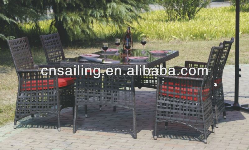 All Weather Wicker High Quality pro garden treasures furniture pagoda garden furniture