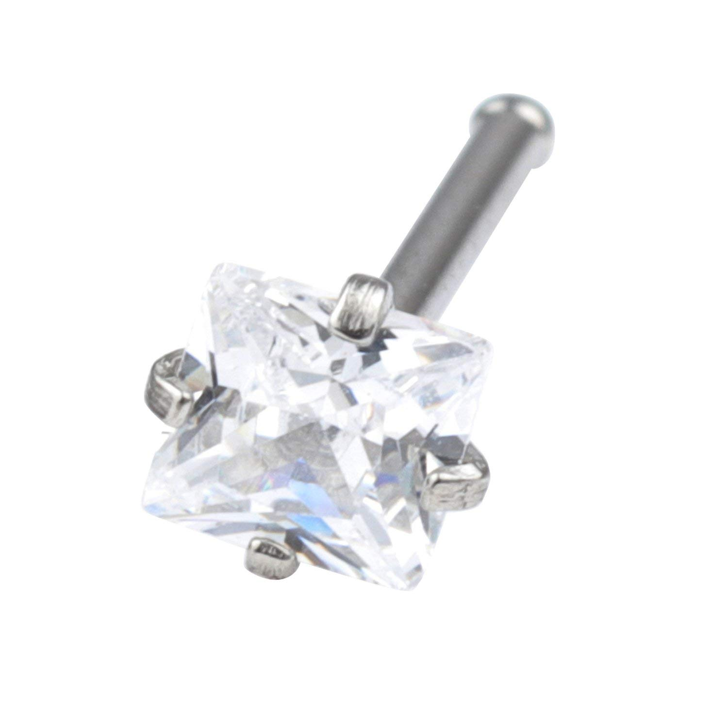 Cheap 3mm Diamond Nose Stud, find 3mm Diamond Nose Stud deals on