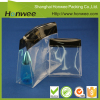 transparent pvc cosmetic bag promotional sports bag soft bag
