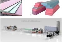 xps foam board Extrusion Line, xps foam board making machine