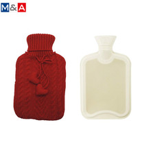 <span class=keywords><strong>Gebreide</strong></span>/Fleece warm water fles deksel 2000 ml rubber of pvc warm water zak